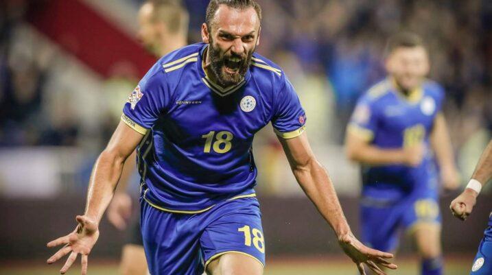 Vedat Muriqi top golashënuesi i Kombëtares së Kosovës