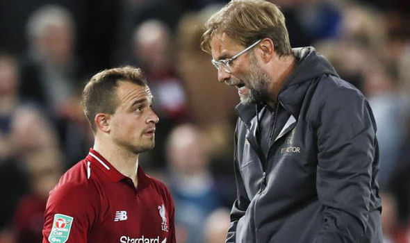 A do të largohet Shaqiri nga Liverpooli?
