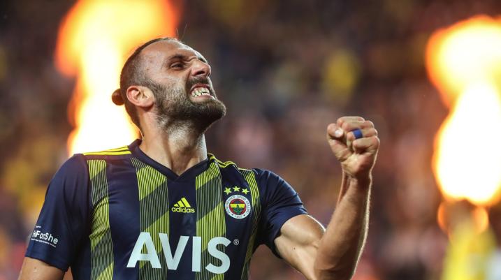 Juventus do të dërgojë skautët në derbin e Stambollit për Vedat Muriqin