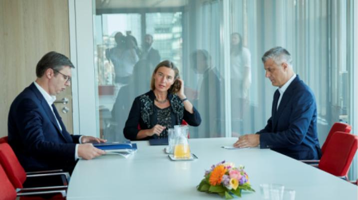 BE-ja dhe Ballkani Perëndimor mbështesin vazhdimin e dialogut dhe arritjen e marrëveshjes Kosovë-Serbi