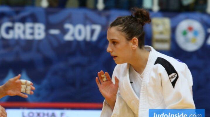 Kosovarja fiton medaljen e bronztë në Evropianin për juniore