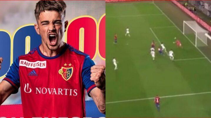 [VIDEO] Zhegrova si Messi, shënon golin e javës në Zvicër