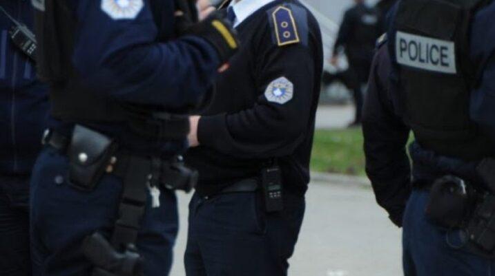Sulmohen policët në Suharekë