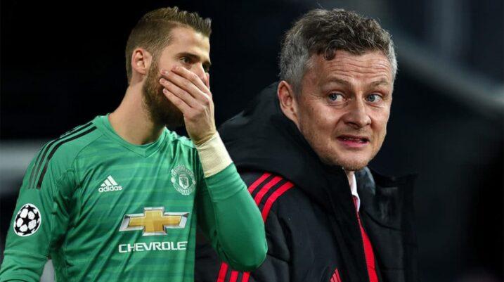 Solskjaer: De Gea do të qëndrojë në Manchester United