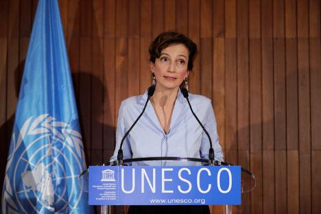 Drejtoresha e UNESCO's: Jemi duke monitoruar nga afër situatën në Kosovë
