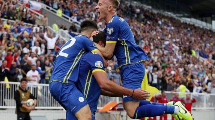 Përfundon ndeshja Kosovë – Çeki 2:1, Kadri Veseli e parashikoi rezultatin!