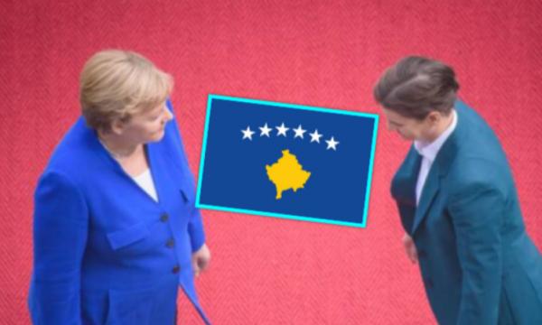 A i bëri Gjermania një ofertë Serbisë për ta njohur Kosovën