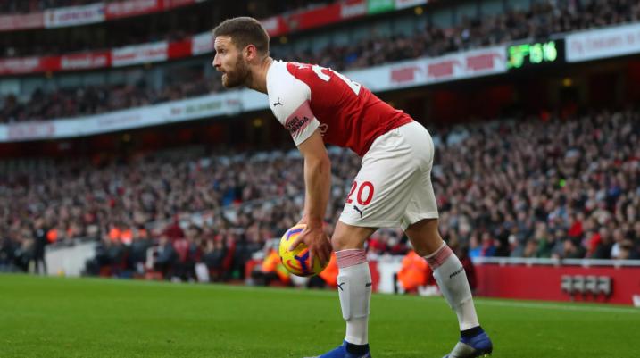 Shkodran Mustafi i hapur për t'u larguar nga Arsenali