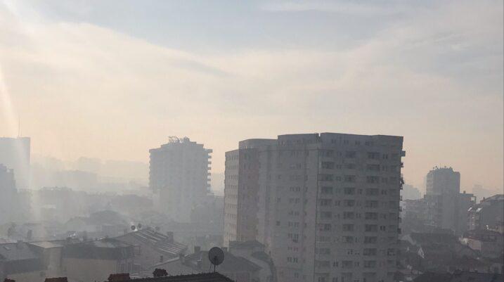 IKShPK: Ndotja e ajrit po kërcënon shëndetin e popullatës së Kosovës