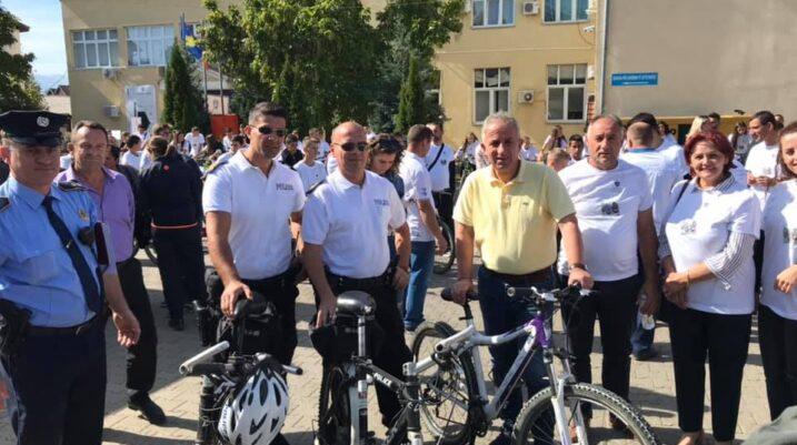 Suharekë: Shënohet java Evropiane e Mobilitetit (Lëvizjes pa makina)