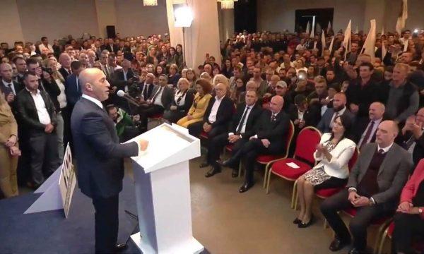 Haradinaj: Nuk dorëzohet Kosova