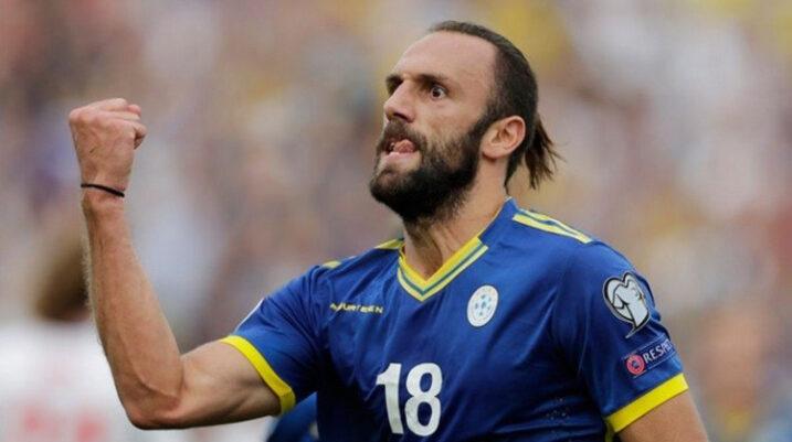 Kosova shënon edhe golin e dytë, kësaj here Vedat Muriqi