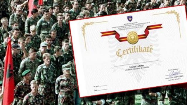 A po lëshohen ende certifikata të veteranëve? OVL jep numra e qeveria e lë në mjegull situatën