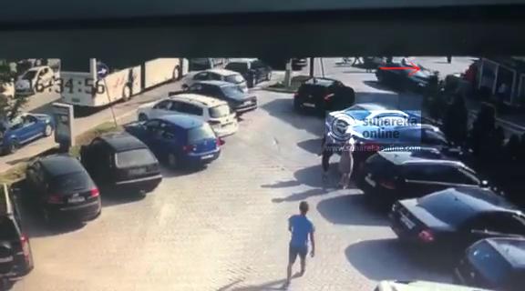 [VIDEO] Polici në Suharekë rrezikon jetën në mbrojtje të ligjit!