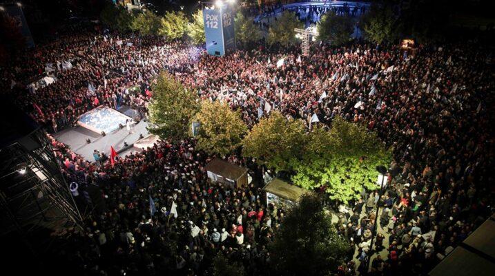 Përmbyllet fushata e Partisë Demokratike të Kosovës