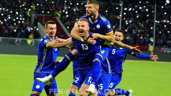 Gjendja e grupit A, Kosova me shpresë për kualifikim