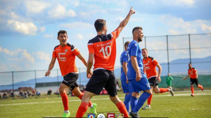 Të shtunën superderbi KF Feronikeli ndaj FC Ballkanit