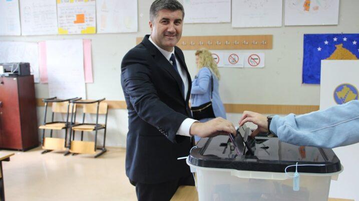 Votat e kandidatëve të LDK-së së Suharekës në Prizren