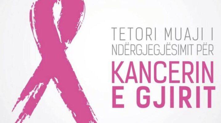 Komuna e Suharekës më aktivitete të ndryshme në kuadër të fushatës vetëdijësuese kundër kancerit të gjirit