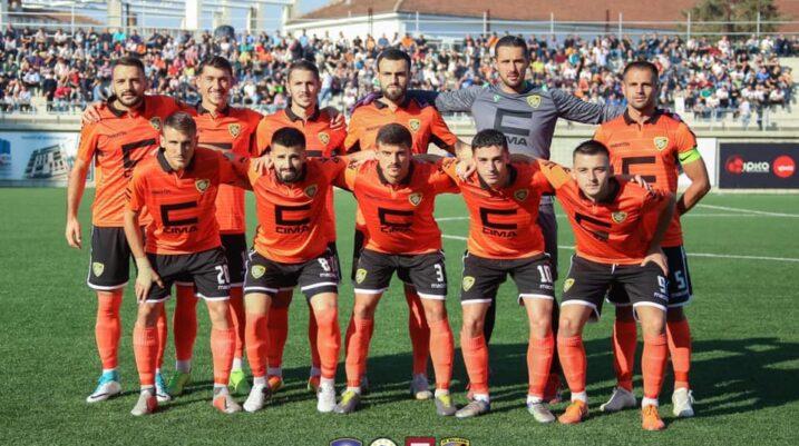 FC Ballkani në vendin e parë, kapiteni Visar Berisha vjen me mesazh domethënës