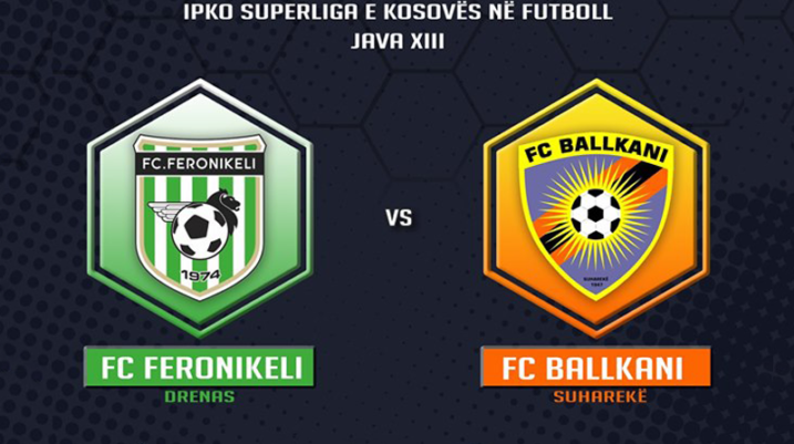 Këtë fundjavë FC Ballkani do të udhëtojë në Drenas, për të zhvilluar ndeshjen ndaj Feronikelit
