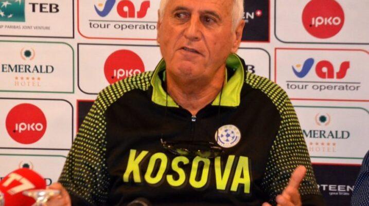 Presidenti i FFK-së: Trajneri i Kosovës do të jetë me ne deri në pensionim