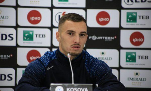 Ylli i Kosovës: Po përgatitemi maksimalisht, luajmë për fitore