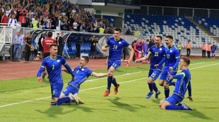 """Kosova U 21 sot kërkon fitoren """"vëllazërore"""" drejt kualifikimit në evropian"""