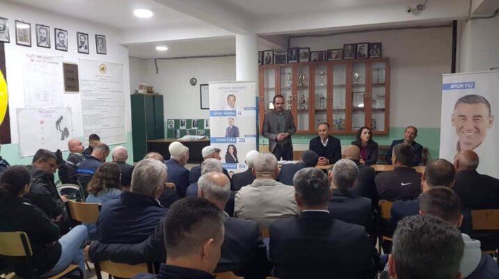 Ramë Vataj: Samadraxha fuqishëm në mbështetje të ekipit të Kadri Veselit