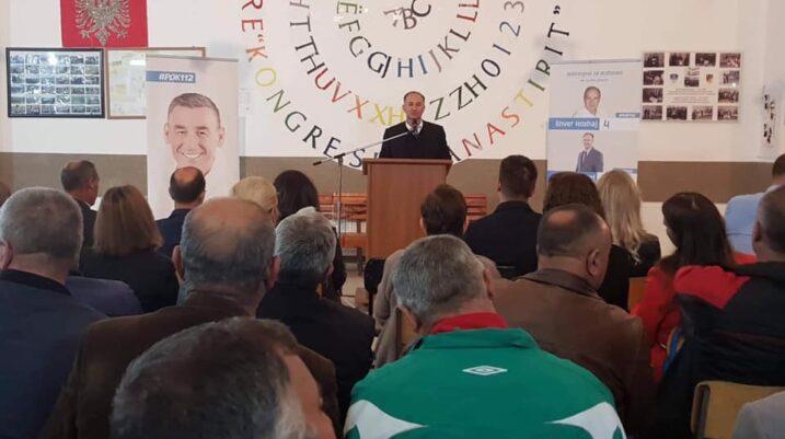 Vataj: Banorët e Studençanit e konfirmuan mbështetjen për PDK-në dhe Veselin Kryeministër
