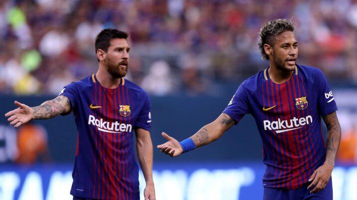 Messi: Disa persona te Barça nuk e duan rikthimin e Neymarit