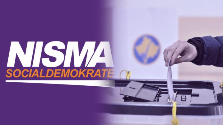 Lajmi i fundit nga rinumrimi i votave për Nisma-n Socialdemokrate