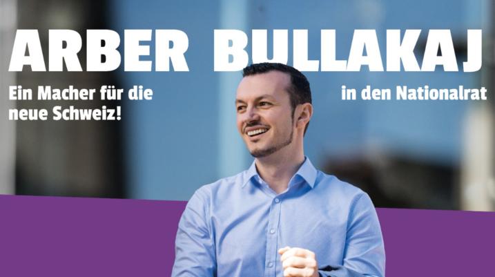 Zvicra voton të dielën, në mesin e 6 kandidatëve shqiptar edhe Arbër Bullakaj nga Suhareka