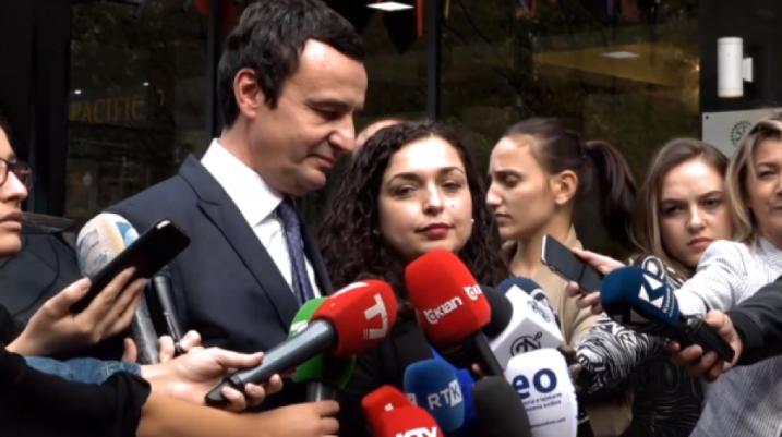 Vjosa Osmani: Video-mesazhet e Kurtit s'janë qasje e mirë për arritjen e marrëveshjes