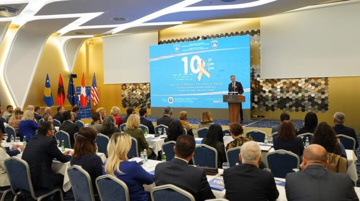 Lumezi: Dua t'i siguroj qytetarët e vendit që viktimat e krimit do të trajtohen me respekt dhe dinjitet