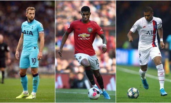 Rashford, Kane dhe Mbappe, opsionet e Barçës për ta zëvendësuar Suarezin