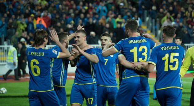 """Super Kosova kthehet me fitore në """"Fadil Vokrri"""" mposht Gjibraltarin"""