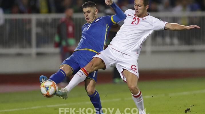 Rashica: I gëzohem fitoreve të Shqipërisë dhe Kosovës