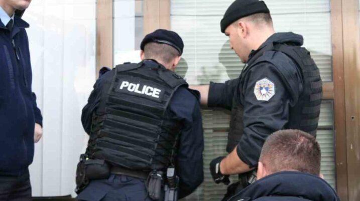 Arrestohen 39 persona nga Policia e Kosovës