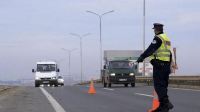 Brenda 24 ore 44 aksidente, 1348 tiketa trafiku e 19 të arrestuar