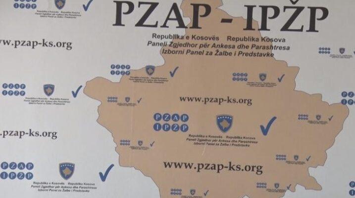 PZAP merr vendim për 100 ankesat e partive politike