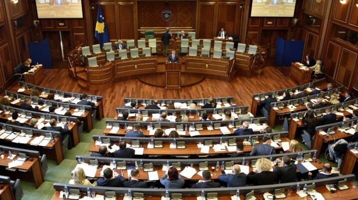 NISMA në Kuvend, VV humb 3 deputetë, LDK, PDK dhe koaliconi AAK-PSD humbasin nga një deputet