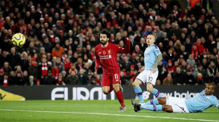 Liverpoolin nuk e ndal as Manchester City i Guardiolës