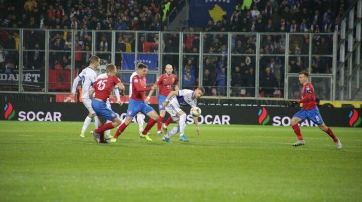 Kosova e shënon golin e parë, EURO 2020 po na pret