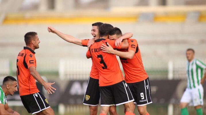 Sot hidhet shorti për Kupën e Kosovës, Ballkani njëra ndër klubet e cila ka siguruar kualifikimin në këtë fazë