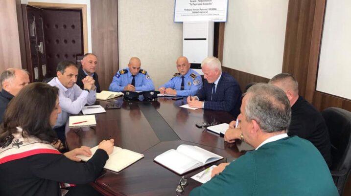 Muharremaj formon këshill organizativ për kujdesje institucionale të strehuarëve të Shqipërisë