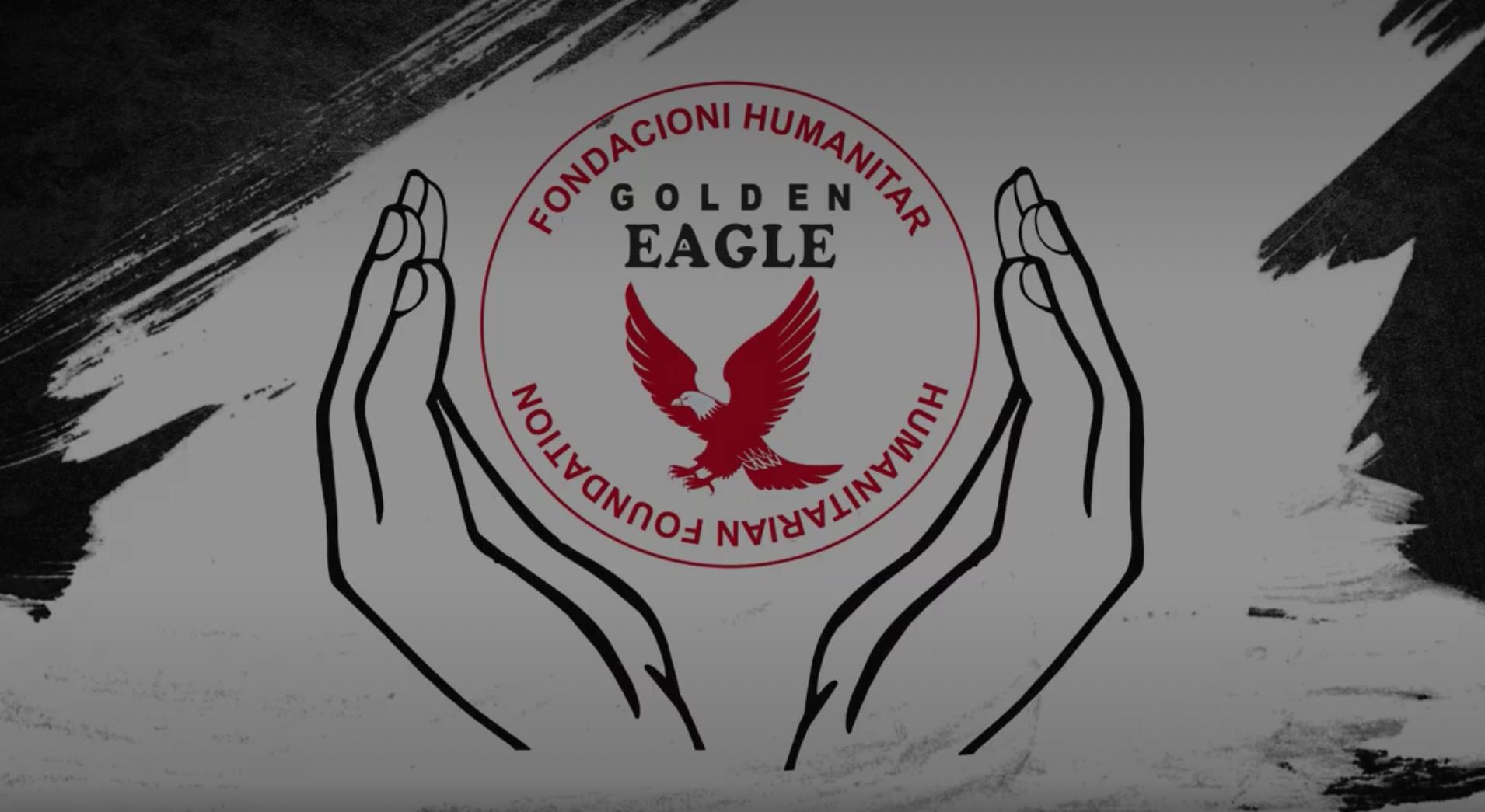 """Fonacioni Humanitar """"Golden Eagle"""" gëzon 70 familje për festën e Kurban Bajramit"""