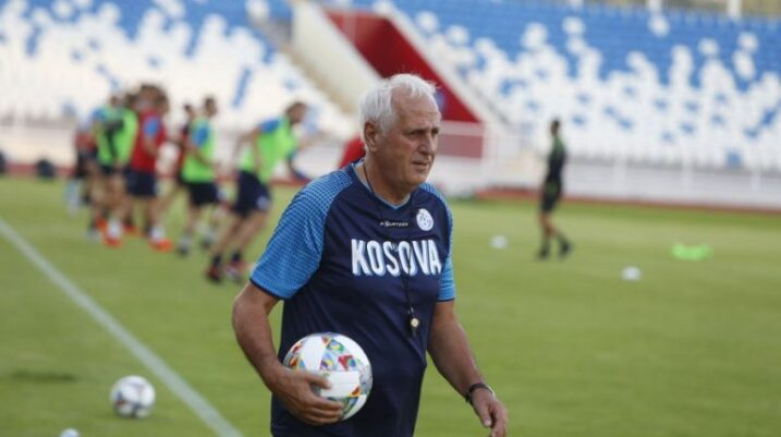 Për trajnerin Challandes, Kombëtarja e Kosovës tashmë ka arritur triumfin
