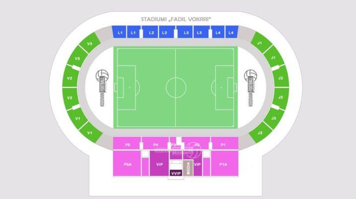 Biletat për ndeshjen Kosovë – Angli, prokuroria po heton procesin e shitjes