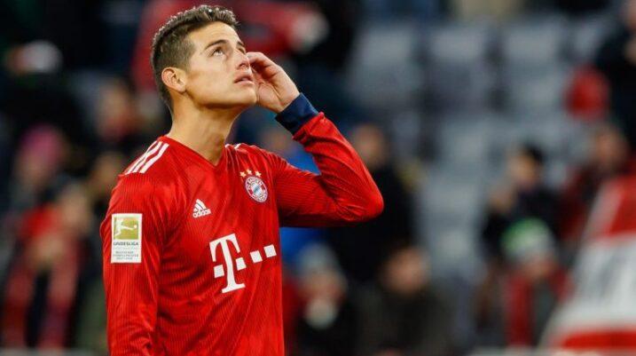 Juventusi nuk heq dorë nga James Rodriguez